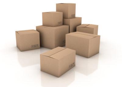 Cartons archivage