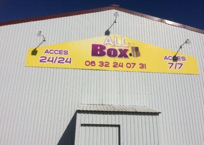 Entrepot Allbox